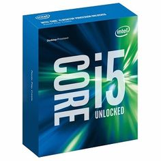 Intel Core i5-6600K 3.9GHz (Skylake) Socket LGA1151 Processor - Retail