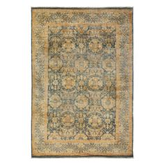 """Bloomingdale's Oushak Collection Oriental Rug, 6'2"""" x 9'1"""""""