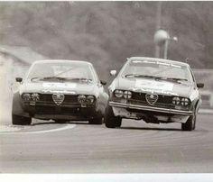 F Alfa Gtv, Alfa Romeo Gtv, Alfa Romeo Cars, Fiat, Classic Cars, Automobile, Racing, Vehicles, Dream Cars