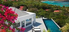 St Barts Villa Vacation Rentals from WIMCO, since 1983
