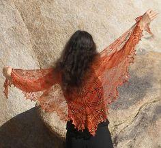 Aeolian Shawl d'Elizabeth Freeman traduit par Christine de Savoie