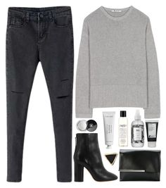"""""""Untitled #105"""" by veronika-m ❤ liked on Polyvore featuring T By Alexander Wang, R+Co, Chanel, Isabel Marant, Byredo, Korres, Jil Sander, Topshop and philosophy"""