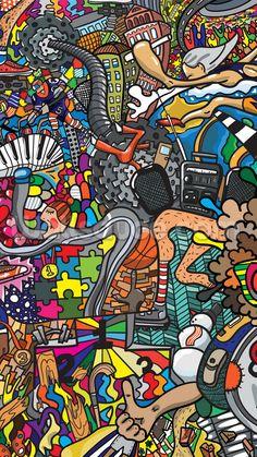 Graffiti HD Wallpapers Backgrounds Wallpaper Wallpaper