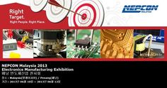 NEPCON Malaysia 2013 Electronics Manufacturing Exhibition 페낭 반도체산업 전시회