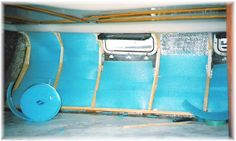 Great step-by-step instructions from The Frugal Mariner on how to insulate your boat.