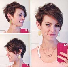 12.Pixie Cut Style