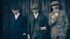 """We love Peaky Blinders so much we're showing you how you can get their style. Head to manofany.com and check out our story """"How To Dress Like a Peaky Blinder"""". Link in bio. #MANOFMANY #peakyblinders #style"""