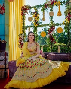Lehenga Saree Design, Lehenga Designs, Lehenga Choli, Indian Fashion Dresses, Indian Bridal Outfits, Lehenga Images, Function Dresses, Bridal Lehenga Collection, Indian Lehenga