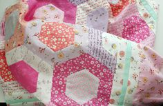 Posy quilt top | Flickr - Photo Sharing!