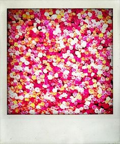 Tefaf 2013 - or a huge painting with roses!
