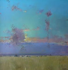The Royal Institute of Oil Painters: Last Chance to Book Up For Brian Ryder's Oil Landscape Masterclass