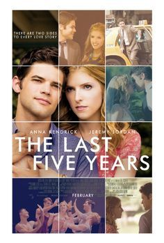 The Last Five Years (2014). Bursting with excitement! February 13th can't get here soon enough!!!