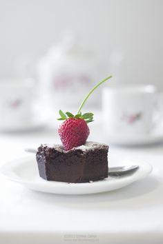 Cant boil an egg: Magic chocolate cake Magic Chocolate Cake, Boiled Eggs, Panna Cotta, Cheesecake, Eat, Ethnic Recipes, Desserts, Food, Deviled Eggs