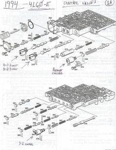4t60e valve body