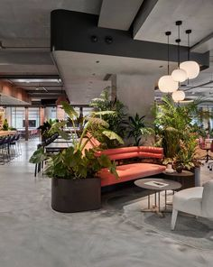 Modular Lounges, Cool Office Space, Office Pictures, Office Lobby, Office Lounge, Office Chairs, Modern Office Design, Lobby Design, Workspace Design