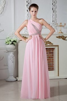 Cheap Pink One Shoulder Graduation Dress for College - graduation dre. - Graduation Dress - Cheap Pink One Shoulder Graduation Dress for College Cheap Evening Dresses, Cheap Prom Dresses, Prom Party Dresses, Pageant Dresses, Cheap Wedding Dress, Quinceanera Dresses, Homecoming Dresses, Glitz Pageant, Homecoming Dance
