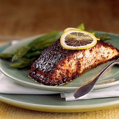 Pareve Main Dishes on Pinterest | Salmon, Fish and Grilled Halibut