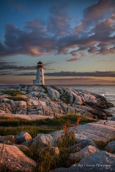 #Lighthouse - Nova Scotia, #Canada..I want to go here one day. Please check out…