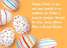 Happy Easter eggs frame with text. Colorful easter eggs on golden background. simple orange, red, blue stripes, patterns royalty-free happy easter eggs frame with te Easter Quotes Images, Happy Easter Quotes, Happy Easter Wishes, Easter Wishes Messages, Hand Fonts, Box Container, Easter Illustration, Easter Wallpaper, Egg Crafts