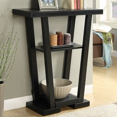 Found it at Wayfair - Newport Console Table 34h31.5wx11.5d 126
