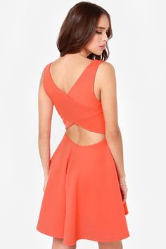 Online dress shopping has never been simpler or more stylish! We have the best in unique, trendy fashion for women at affordable prices. Shop dresses for women! Junior Outfits, Outfits For Teens, Online Dress Shopping, Orange Dress, Trendy Tops, Amazing Women, Cute Dresses, Dress Skirt, Two Piece Skirt Set