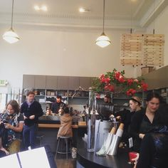 Blue bottle coffee in San Francisco! by hhchs