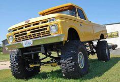 '66 Ford 4x4 Beast