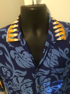 Corona Extra Hawaiian Shirt Beer Bottles Aloha Blue Sz Large | eBay