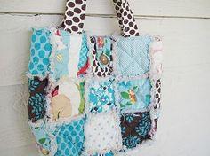 Rag purse