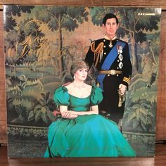 The Royal Wedding Prince Charles and Lady Diana Vinyl LP 1981 BBC Records…