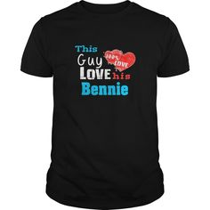 Happy Valentines Day  Keep Calm and Love Bennie