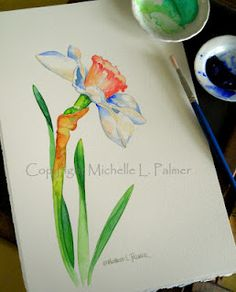 Michelle Palmer another look my flower