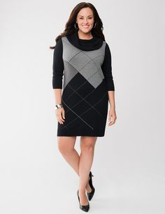 22feb3f398 Plus Size Sweater Dresses for Fall   Winter