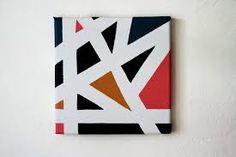 Image result for paintings acrylic black and white