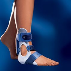 CaligaLoc Stabilizing orthosis for partial immobilization of the ankle