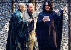"Alan Rickman — ""Harry Potter and the Deathly Hallows"" (2011)..."