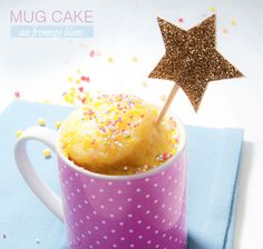 Découvrez la recette inratable du mug cake au fromage blanc : facile, rapide et savoureuse… #mugcake #recette #inratable #blancheporte