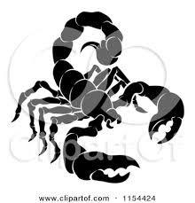 Znalezione obrazy dla zapytania scorpio art