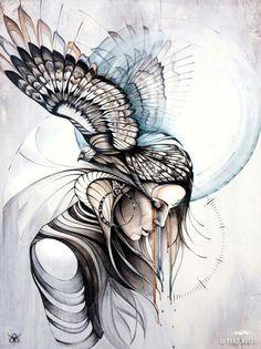Art faucon
