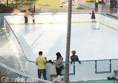 Ice hockey skating Synthetic Ice Rink, Ice Hockey, Ice Skating, Skate, Basketball Court, Skating, Hockey Puck, Hockey