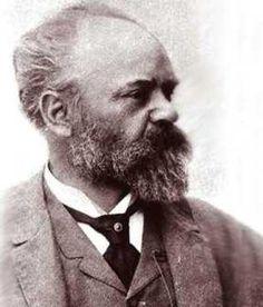Antonin Dvorak, Czech composer, 1841-1904.