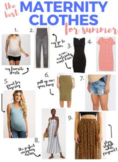 Pregnancy Outfit Ideas – Summer Pregnancy Outfit Ideas For Summer – 9 must have items that aren't all maternity! Pregnancy Outfit Ideas – Summer Pregnancy Outfit Ideas For Summer – 9 must have items that aren't all maternity! Cute Maternity Style, Maternity Photo Outfits, Fall Maternity, Stylish Maternity, Maternity Clothing, Cheap Maternity Clothes, Maternity Skirts, Maternity Sewing, Pregnancy Must Haves