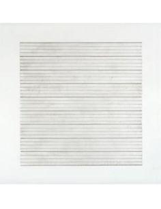 Agnes Martin print