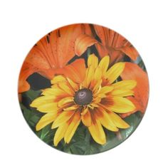 Blanket among the Lilies Party Plates