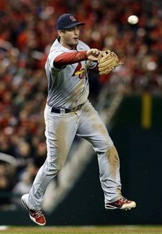 Game 5 of the NLDS- David Freese 10-12-12