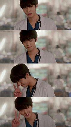 Korean Drama Best, Korean Drama Quotes, Lee Sung Kyung Doctors, Foto Doctor, Queen Of The Ring, Romantic Doctor, Ahn Hyo Seop, Web Drama, Handsome Korean Actors