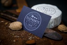 Elephants in the Kitchen, branded by Blue Rock Design
