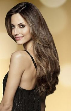 Cute Long Hair Trend : Lets look at some of the popular and different yet simple hairstyles for girls