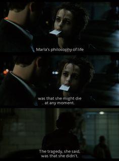 Marla, la más cuerda de la historia.