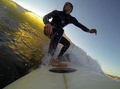 California surfing - Pacific Beach Pier